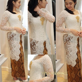 cari model kebaya simple