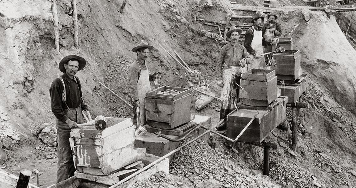 Gold Mining History in Nigeria