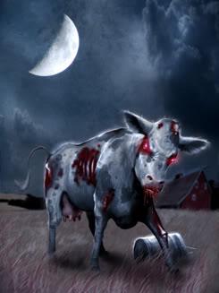Mitos Monstruos Y Leyendas Animales Fantasma
