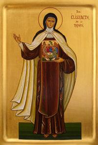 Élisabeth Trinité Carmélite