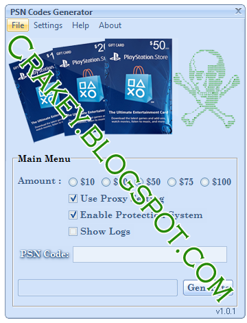 PSN Codes Gift Card Generator 2017