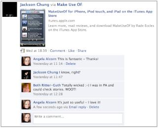 Facebook Login Proxy