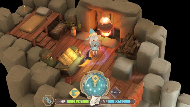 Witch Spring 2 (Premium) Apk + Obb   GAME MAX