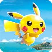 Playstore icon of Pokemon Rumble Rush