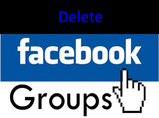 How to delete facebook group page ccuart Choice Image
