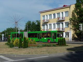 Пінськ. Тролейбуси