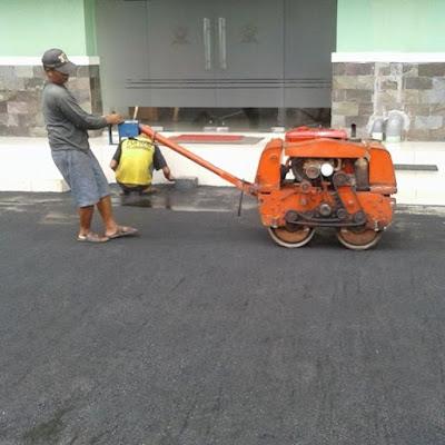 Jasa Aspal Hotmix, Kontraktor Pengaspalan Jalan, Jakarta, Bogor,depok, bekasi, tanegrang, cilegon, serang, banten, rizki jaya aspal