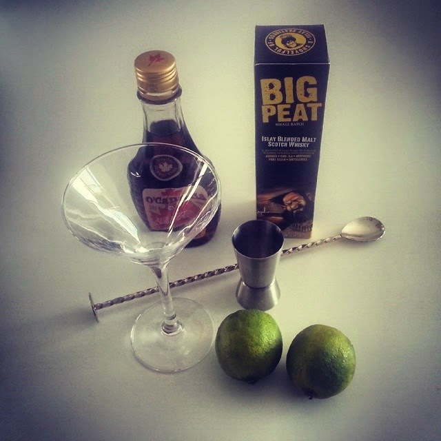 Recipe: Big Peat's Islay Sour