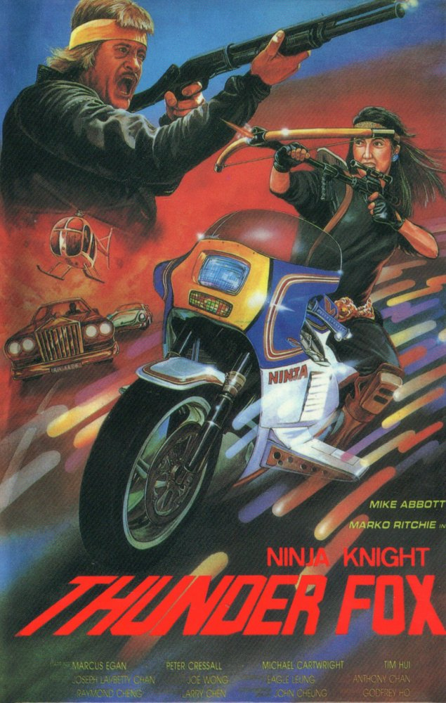 Ninja Knight Thunder Fox