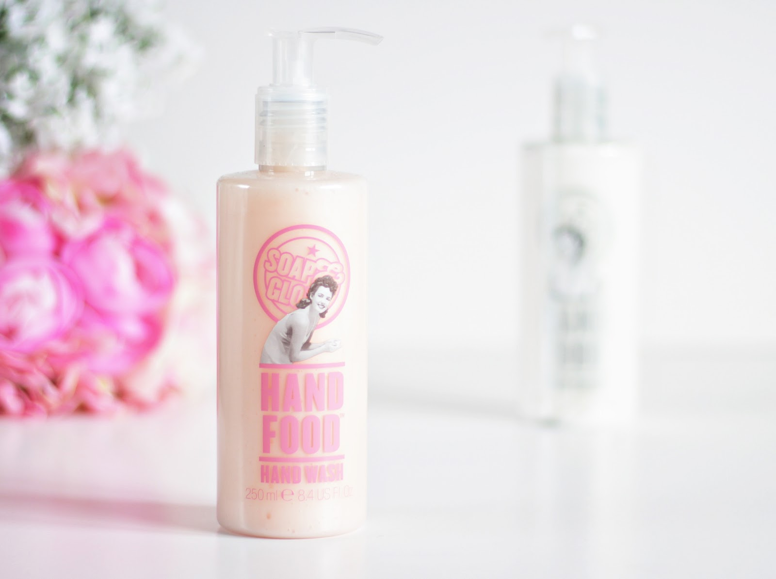 Soap & Glory Hand Food Hand Wash
