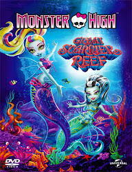 pelicula Monster High: El gran Arrecife Monstruoso (2016)