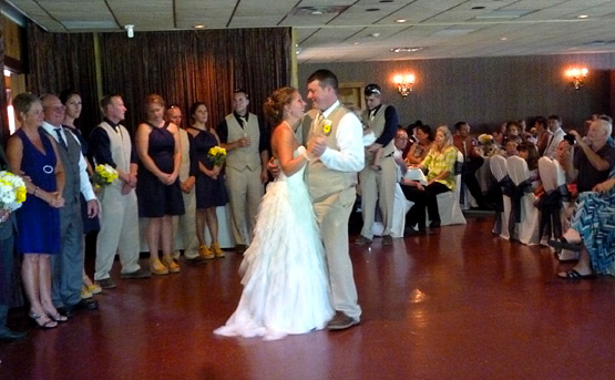 An Unforgettably Fun Wedding At The Whitetail In Manlius Ny