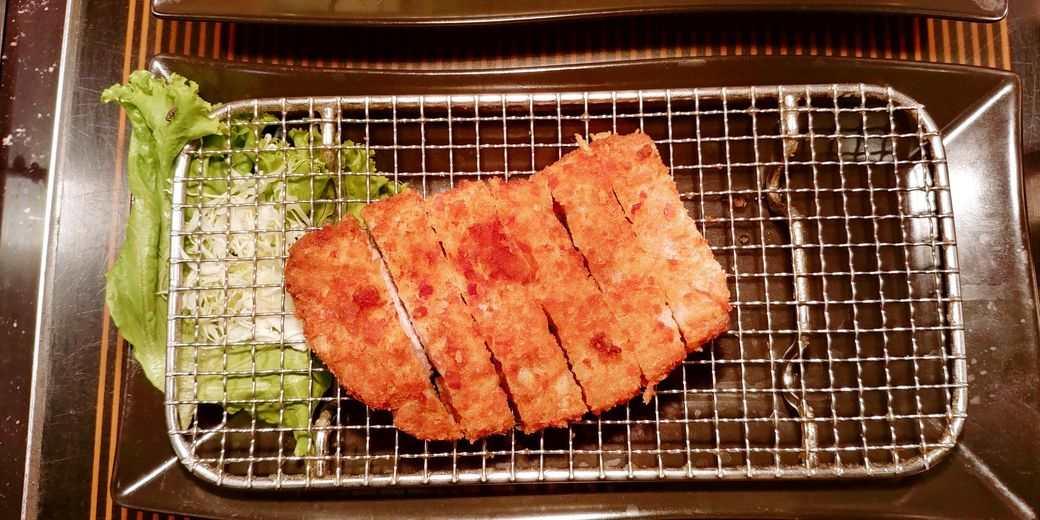 Sambo Kojin pork tonkatsu
