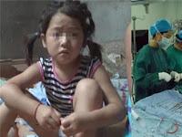 Ibu Ini Mendapati Urin Putrinya yang Berusia 6 Tahun Berdarah dan Menyebarkan Bau Menyengat, Dokter Pun Kaget Ketika 'Benda' Itu Dikeluarkan dari Tubuhnya!