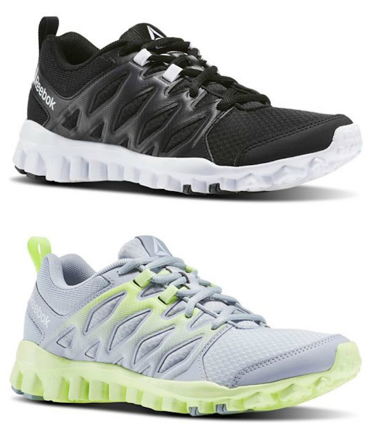 Reebok: Real and Train Flex Shoes only $35 (reg $65-$70) + free shipping!