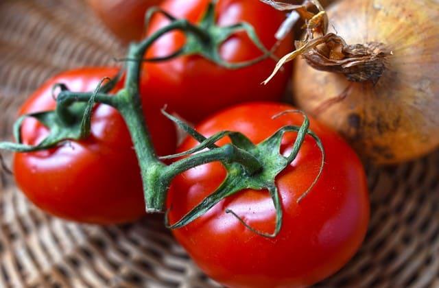 Tomat mengandung zat anti-inflamasi