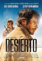 Desierto (2016) Poster