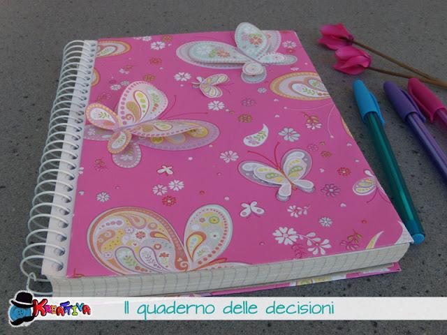 Come personalizzare un quaderno a spirale