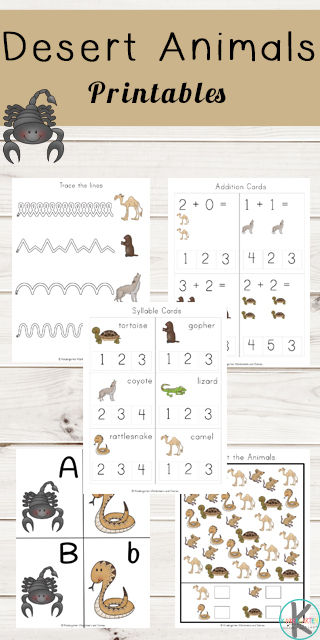 Desert-Animals-Printables