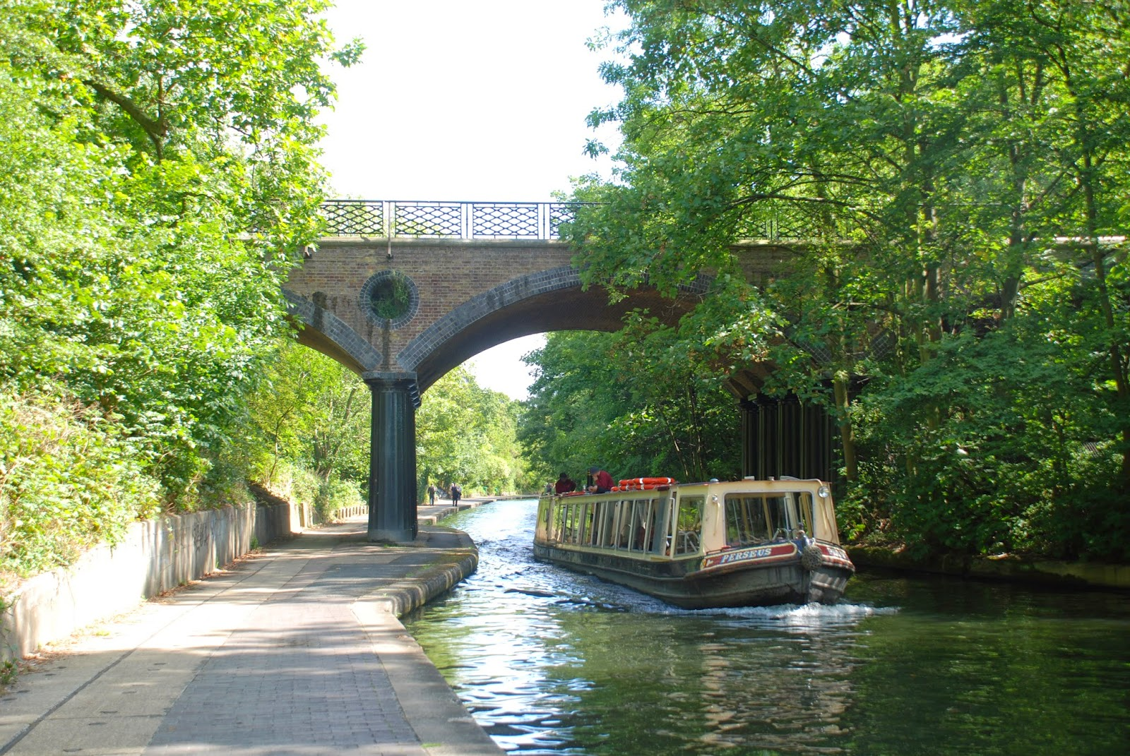 Macclesfield Bridge,Regent's Canal, London