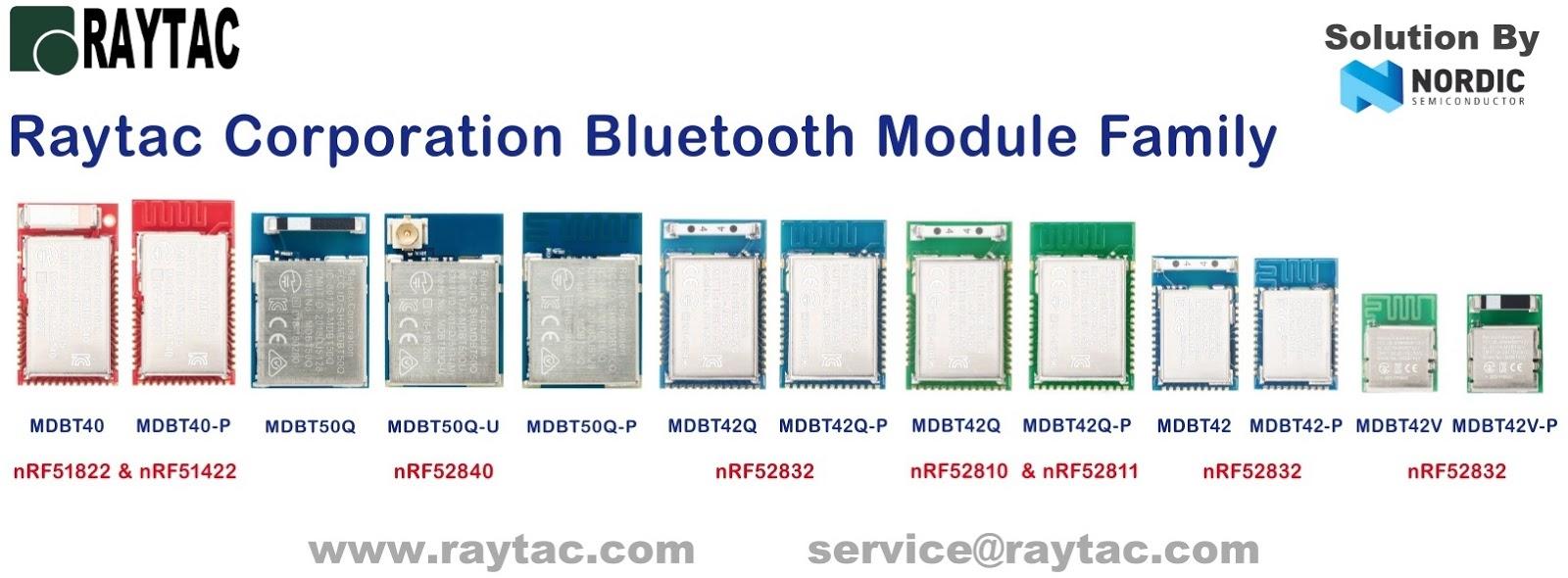 BLE & BT5 & BT4 2& BT4 1& BT4 0 Module: New Distributor Announcement
