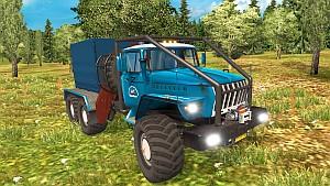 ETS2 Ural 43202