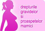 Drepturi pentru gravidute