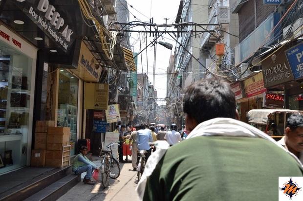 Delhi, città vecchia