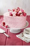 Raspberry Pink Velvet Cake With Raspberry Cream Cheese Frosting