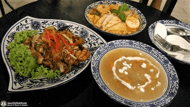 Babajia, 36-Hours Food Trail, Sky Avenue,
