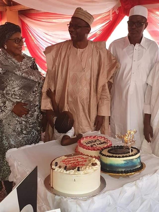 60th Birthday: Bimbo Daramola Writes Abdullahi Nyako, Waziri Kojoli