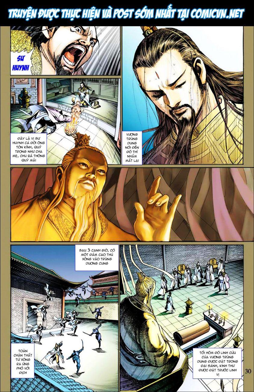 Anh Hùng Xạ Điêu anh hùng xạ đêu chap 40 trang 30