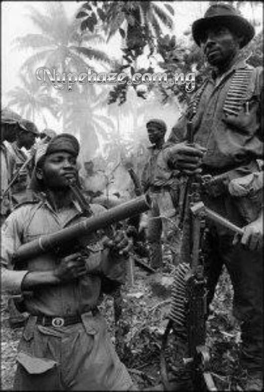 The Nigerian Civil War Biafra War , Nigerian Army Coup , The Nigeria Military Coup Attempt of February 13, 1976. Led By Lt. Col. Buka Suka Dimka