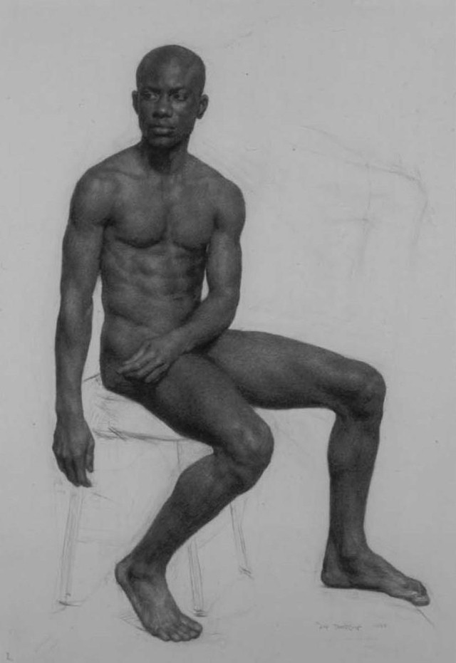 Американский художник-реалист. Dan Thompson 24