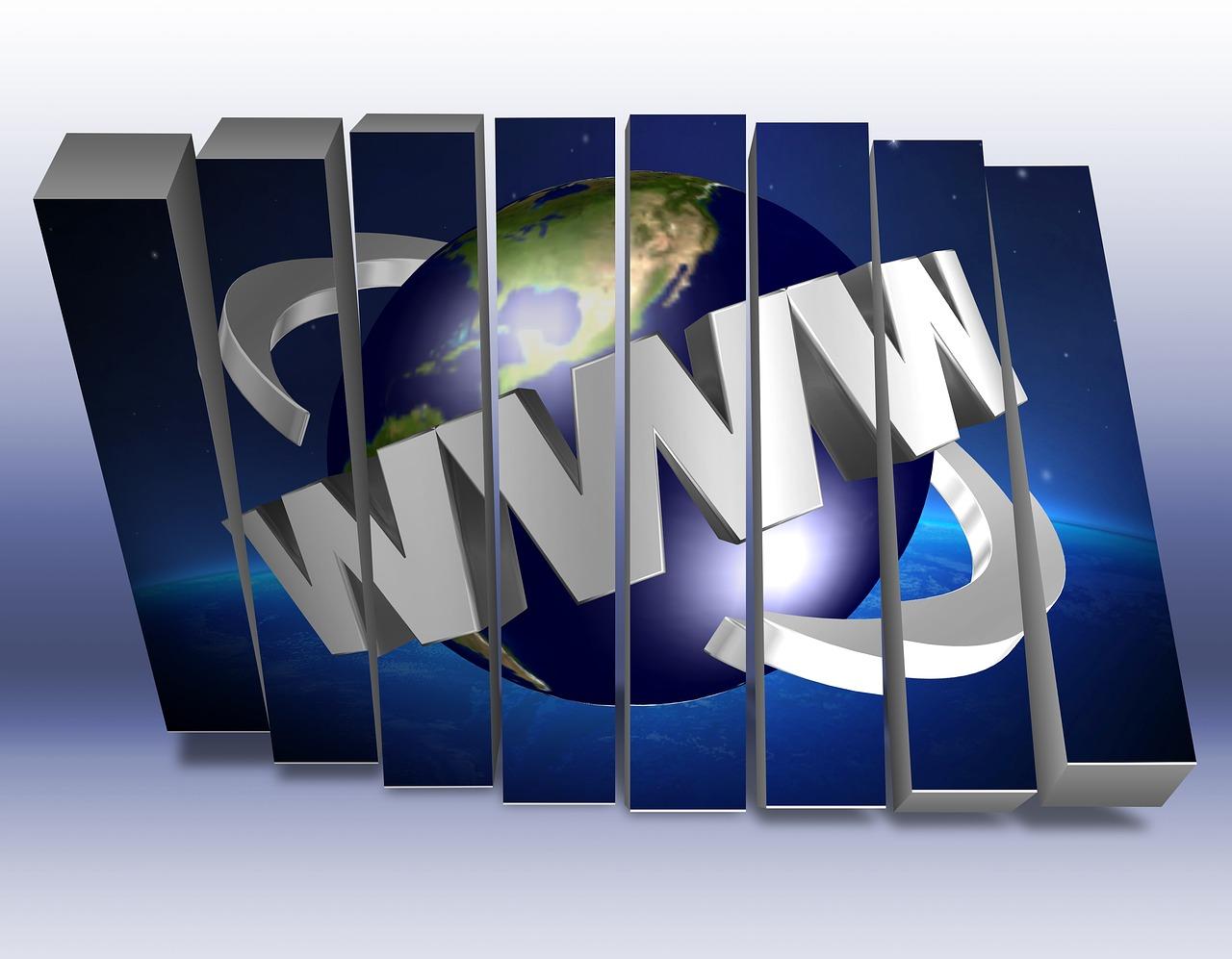 Mengapa Ada Website yang memakai WWW2?