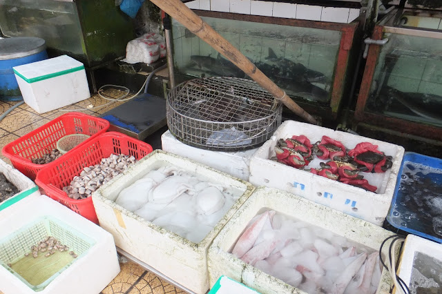 seafood 海産物