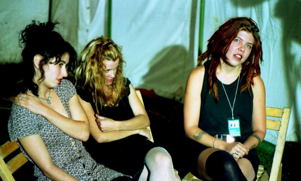 Babes In Toyland At Reading Festival 1991