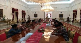 Ini Hasil Pertemuan Hari ini Antara Presiden Jokowi, MUI, NU dan Muhammadiyah Menurut Ketum PP Pemuda Muhammadiyah