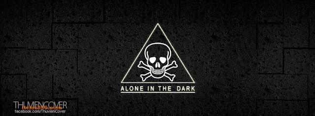Ảnh bìa Facebook F.A - Cover FB Forever Alone, Alone in the dark