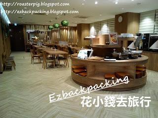 Superhotel Lohas博多站築紫口天然溫泉朝食會場