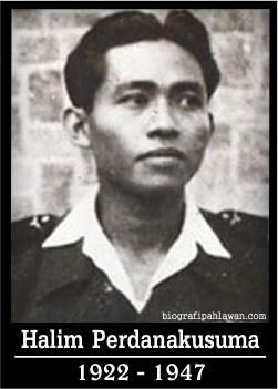 """Biografi Halim Perdanakusuma """"Sang Pahlawan Muda dari Sampang, Madura"""""""