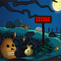 Games4Escape Halloween Sc…