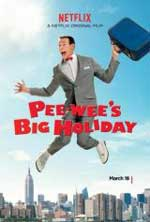 Pee-wee's Big Holiday (2016) HDRip Latino