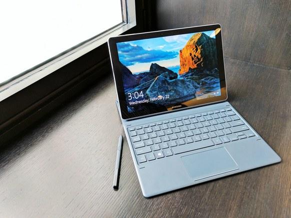 Samsung's New Windows Tablet Is Your Laptop's Worst Nightmare - Mardian-newbie.blogspot.com