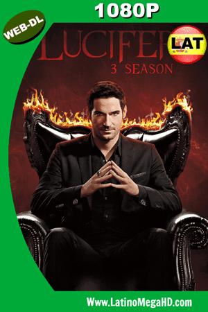 Lucifer (Serie de TV) (2018) Temporada 3 Latino WEB-DL 1080P ()