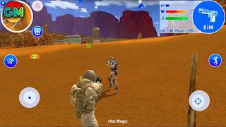 Download Game Desert Battleground Mod