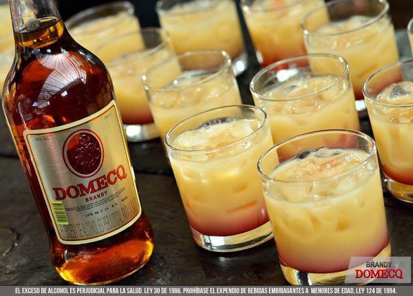 Domecq Brandy
