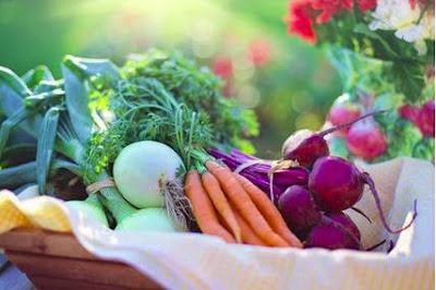 Konsumsi Sayuran