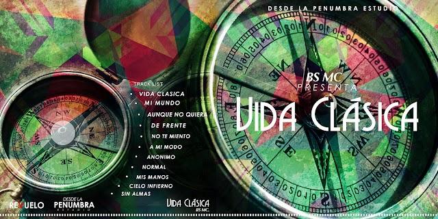 Bsmc - Vida Clasica [Album] | (Chile) | 2016