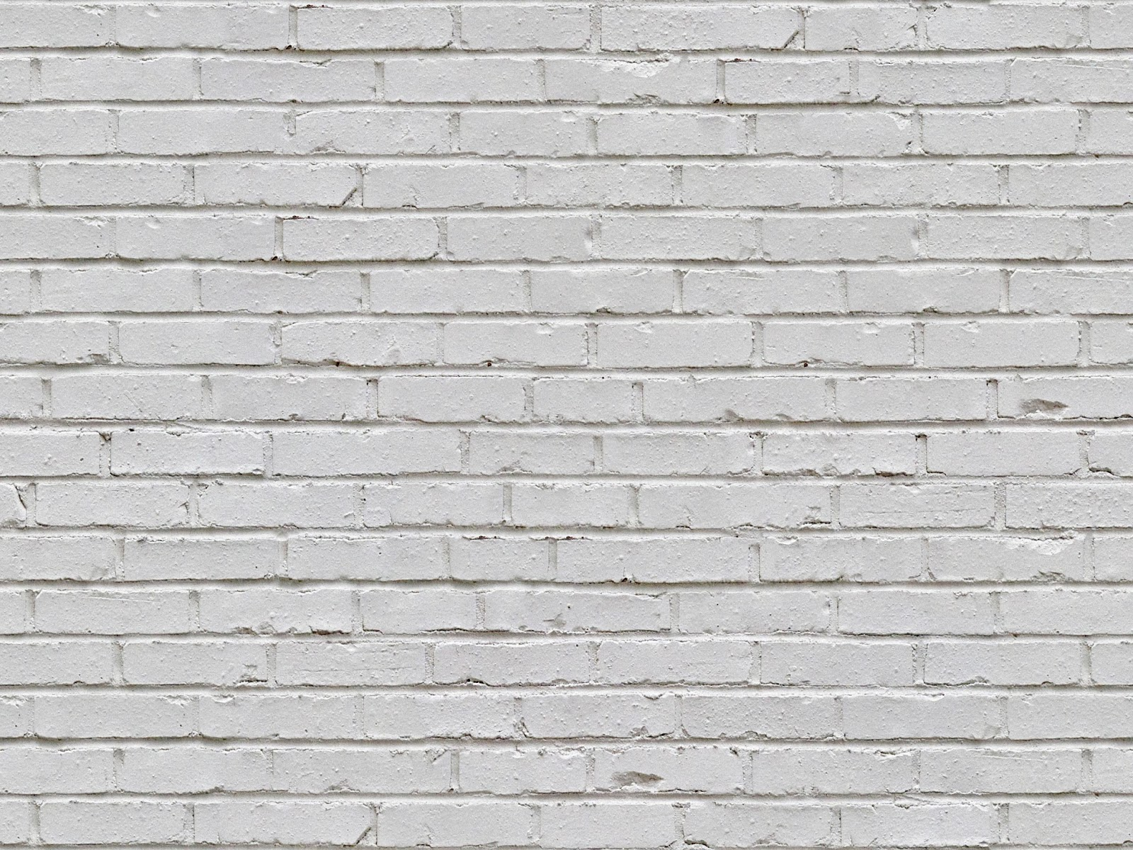 Seamless White Brick Wall Texture Maps